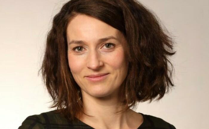 Solange Le Jeune, Leitende ESG-Analystin bei Candriam