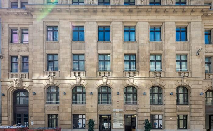 Rheinisches Palais in Düsseldorf: Das Bürogebäude aus der Gründerzeit wechselt den Besitzer.|© Colliers International, Gerrit Heidenreich