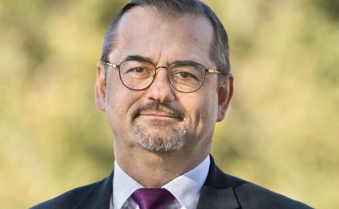 Helmut Kotschwar, Geschäftsführer bei Gründung der EB-SIM: Er hat das Unternehmen zu Ende Januar verlassen.|© EB-SIM