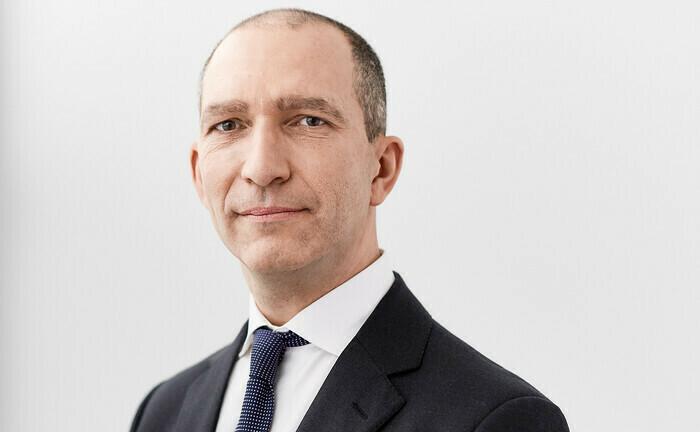 Christophe Tadié, Vorstandschef der Oddo Seydler Bank: Ab sofort firmiert der Frankfurter Wertpapierdienstleister unter dem gruppenweiten Namen Oddo BHF Corporates & Marktes.