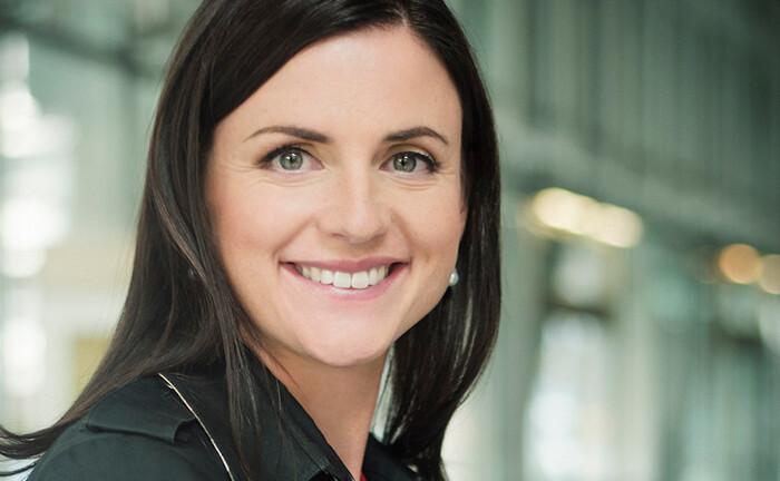 Katharina Gehra ist Chefin und Co-Gründerin von Immutable Insight