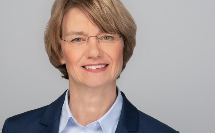 Sabine Schumann arbeitete fast 20 Jahre im Vertrieb für M&G Investments