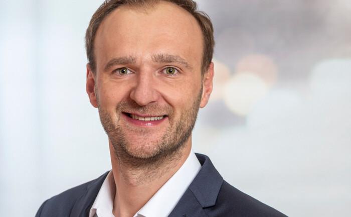 Markus Leja, seit 14 Jahren für die Braunschweigische Landessparkasse tätig