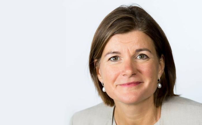 Hanneke Smits, Chefin von BNY Mellon Investment Management
