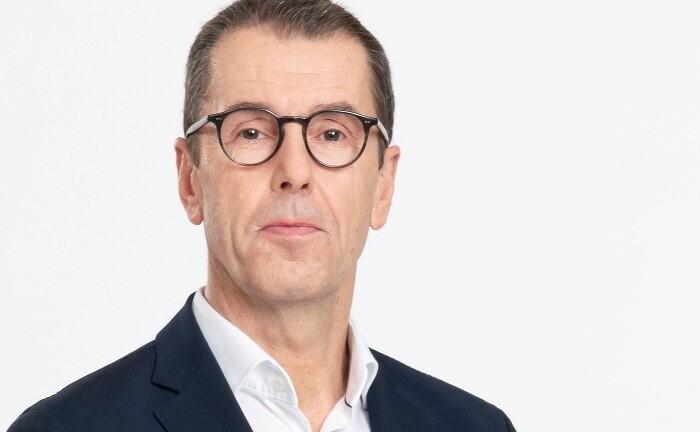 Hans Joachim Reinke, Vorstandvorsitzender bei Union Investment