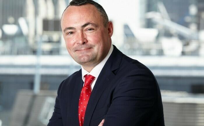 Gary Buxton von Invesco: Der Leiter ETFs und indexierte Strategien für die EMEA-Region freut sich, den ersten Municipal-Bond-ETF an den europäischen Markt zu bringen.|© Invesco