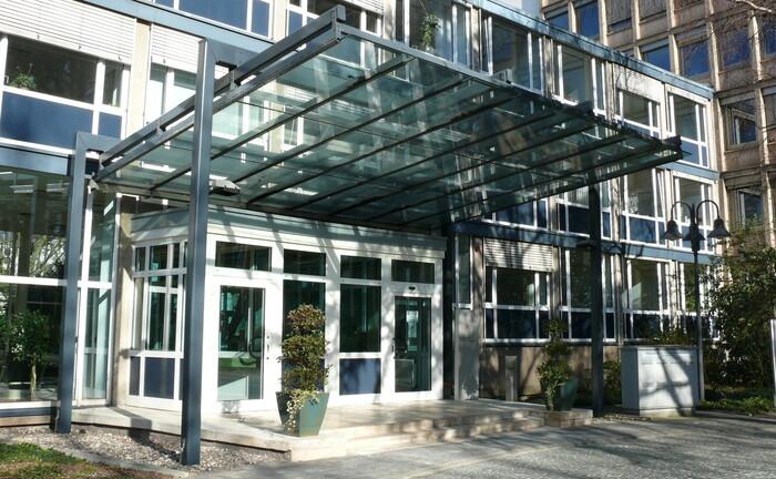 Bafin-Hauptgebäude in Bonn