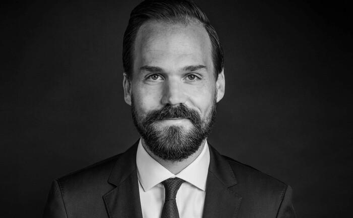 Michael Kreibich von der Berenberg Bank