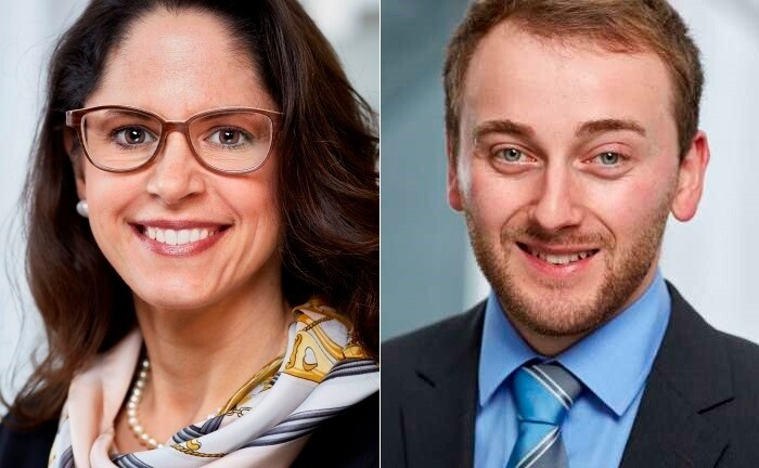 Sabine Fischer und Christopher Dax von BB Alternatives:
