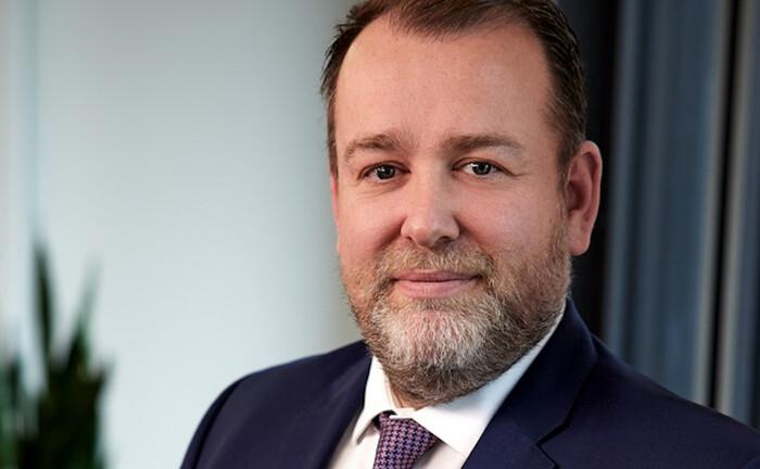 Sven Thielmann, seit 2017 Vorstandsmitglied der St. Galler Kanotnalbank Deutschland