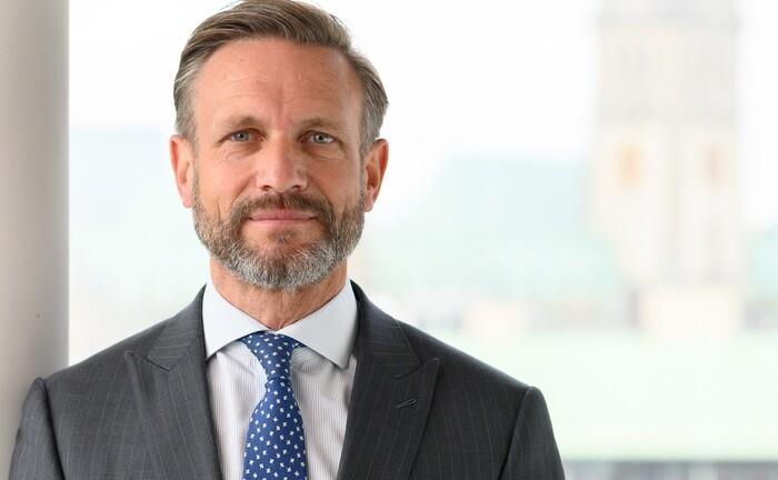 Detlef Schreiber, Vorstandsvorsitzender der CEE Group