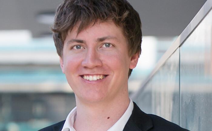 Florian Wimmer, Co-Gründer und Chef des östereichischen Fintechs Blockpit