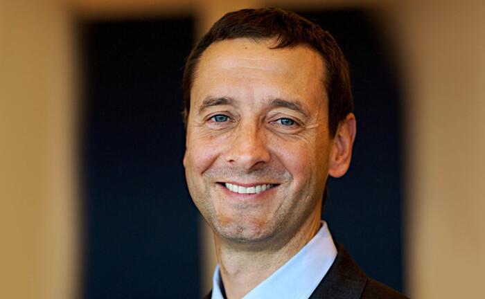 Firmenchef Nicolaas Marais