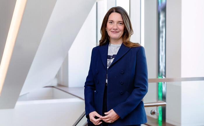 Geraldine Sundstrom, Portfoliomanagerin des PIMCO GIS Dynamic Multi-Asset Fund und Leiterin für Asset-Allokation in EMEA bei PIMCO.