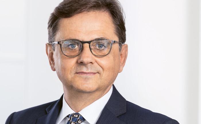 Gerald Lulei, Leiter Private Banking Deutschland bei Maerki Baumann & Co.