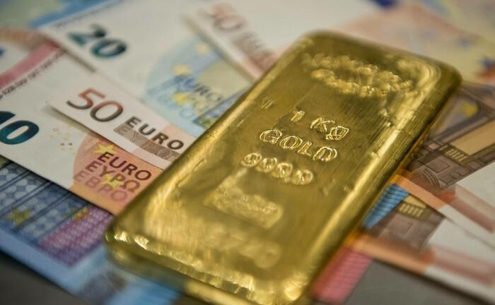 Goldbarren im Wert von mehr als 47.000 Euro
