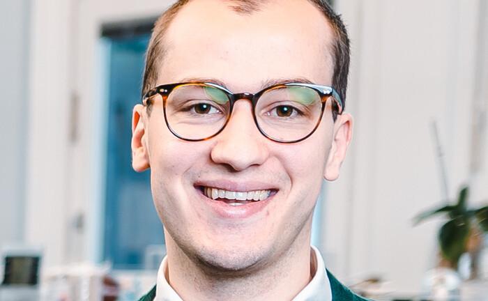 Marc Bartscht, Fondsanalyst beim Family Office Breidenbach von Schlieffen
