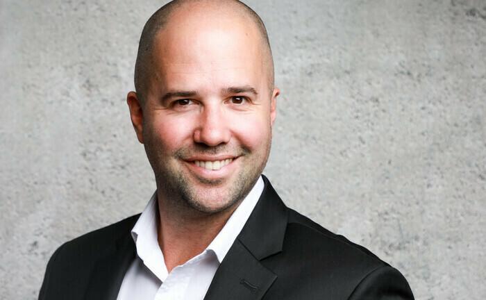 Sven Hildebrandt von DLC Distributed Ledger Consulting
