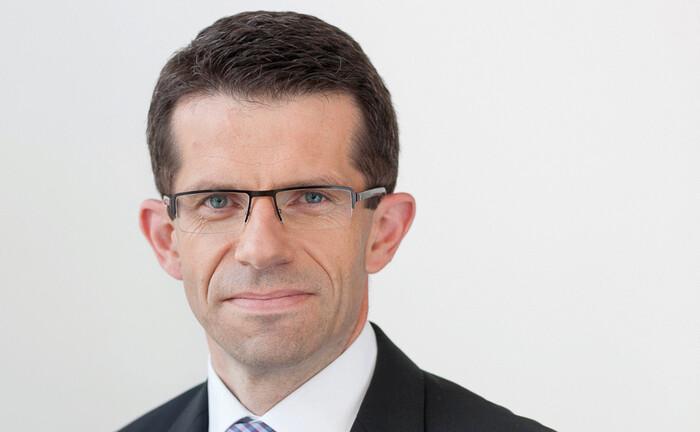 Martin Thiesen, Vorstand beim Metzler Sozialpartner Pensionsfonds