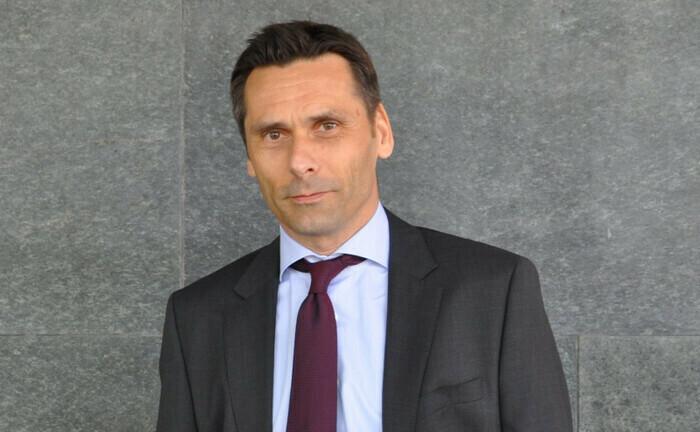 Stefan Amenda leitet bei der Meag das Anlagesegment Multi Asset