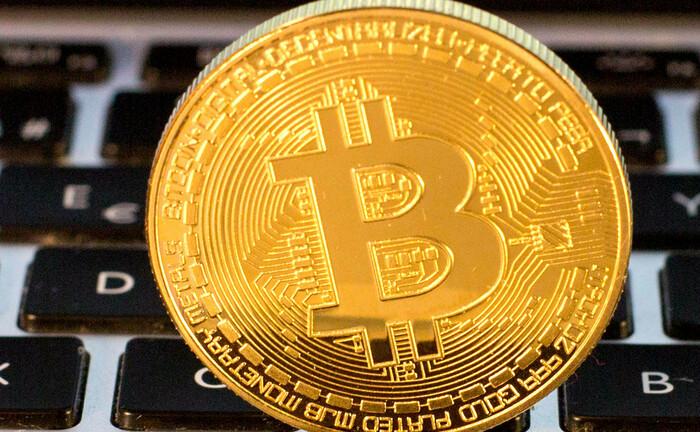 Begehrter Bitcoin