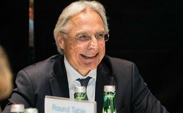 Wolfgang Traindl, hier auf dem Private Banking Kongress 2018 in Wien