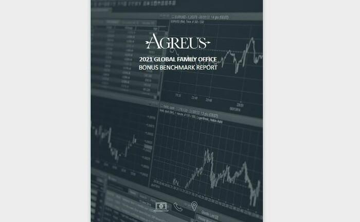 Titelblatt des Bonus Benchmark Report von Agreus