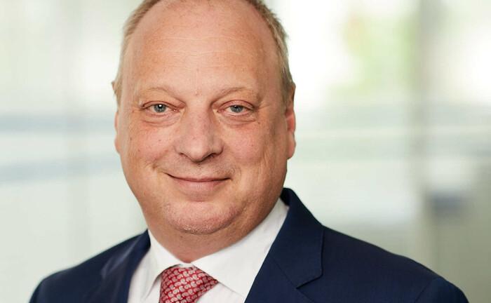 Stefan Mayerhofer bildet zusammen mit Alexander Gröbner den Vorstand der Bayerischen Vermögen
