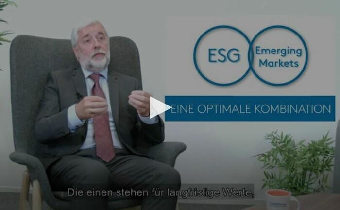 """""""Nachhaltigkeit schafft auch bei Schwellenländer-Investments Mehrwert"""""""