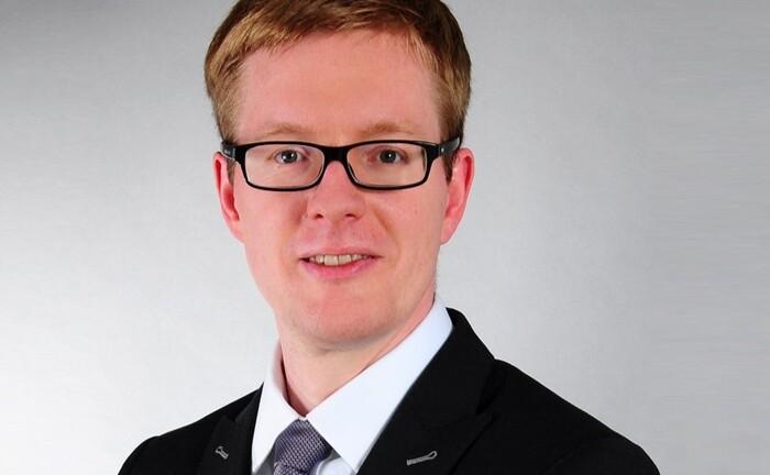 Jörn Heckmann von der Wirtschaftskanzlei CMS Hasche Sigle