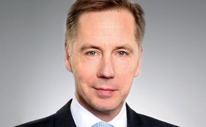 Bernd Scherer ist von der Lampe Asset Management