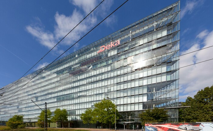 Deka-Gebäude in Frankfurt