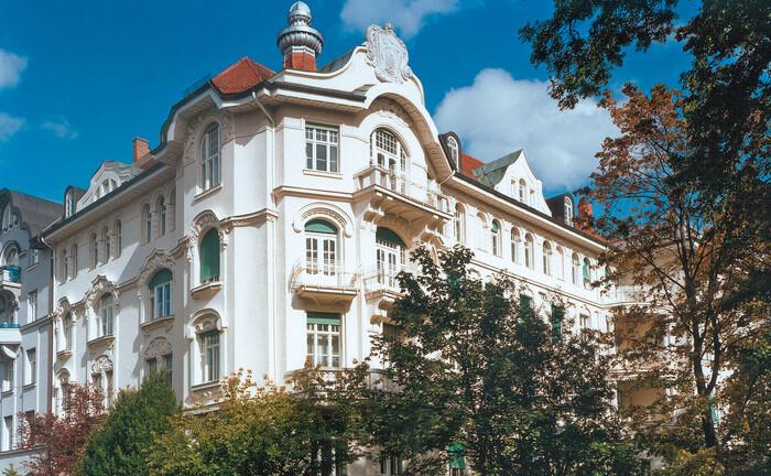 Die Münchner Zentrale von Donner & Reuschel
