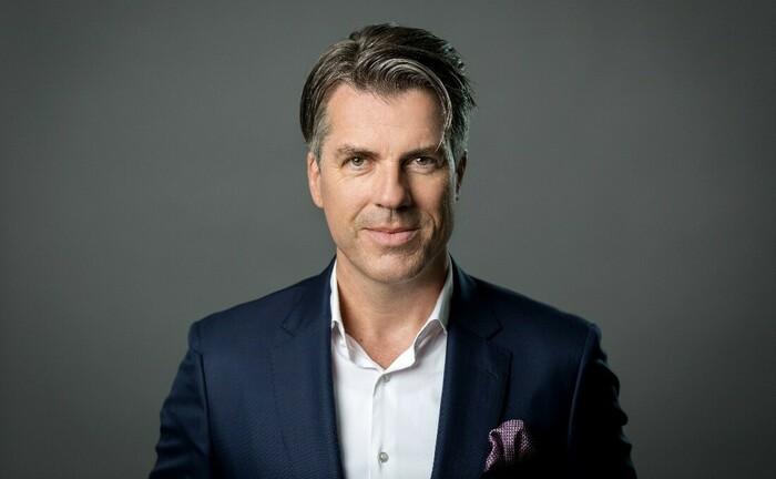 Christoph Benner ist einer der drei Gründer von Chom Capital