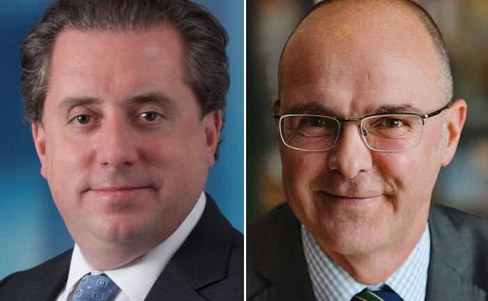 David Zahn (li.), David Sheasby: Die Investment-Manager übernehmen die Leitung des neuen Gremiums.|© Franklin Templeton