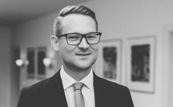 Tobias Britsch von der Albert-Büll-Gruppe: Bei dem Hamburger Single Family Office wird der 39-Jährige CIO|© Tobias Britsch