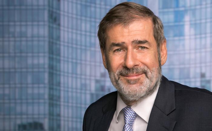 Jens Schmitt, Leiter Institutioneller Vertrieb in Deutschland und Österreich bei J.P. Morgan Asset Management