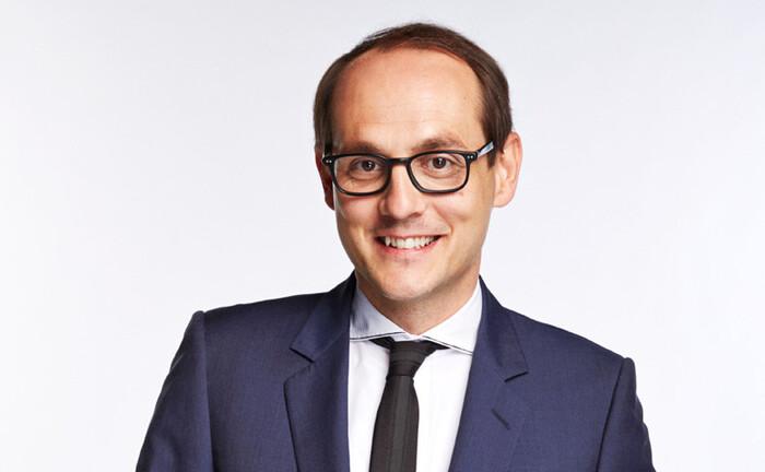 Justin Leverenz vom Asset Manager Invesco