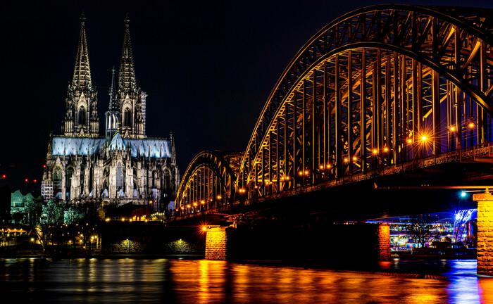 Der Kölner Dom: Die Diakonie Michaelshoven betreibt in der Stadt am Rhein unter anderem Kitas und Seniorenheime.|© Imago Images / Kirchner-Media