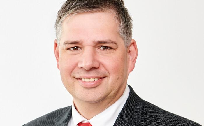 Reiner Schmidt, Leiter Private Banking der Sparkasse Westerwald-Sieg