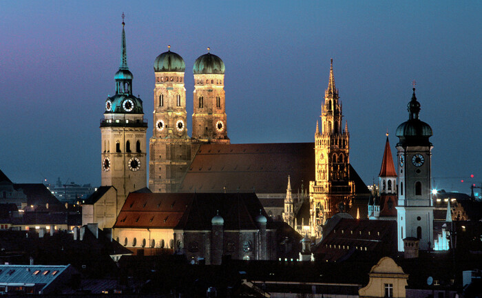Bayerns Hauptstadt München