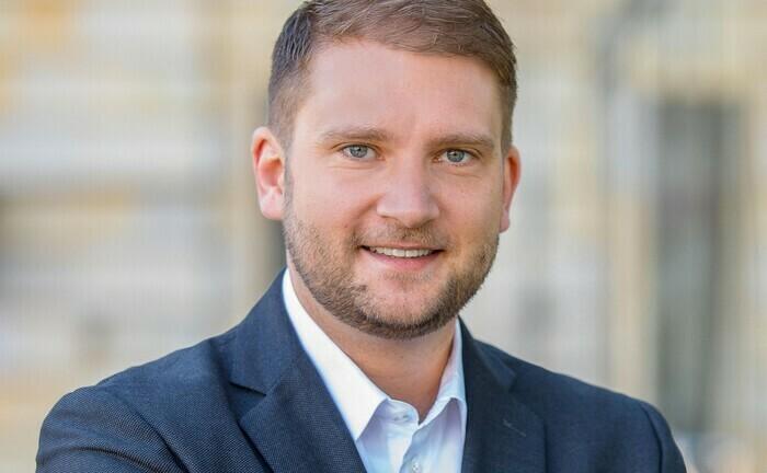 Christian Hassel, Bereichsvorstand Vertrieb der Marktregionen Mitte und Ost für Privat-und Unternehmerkunden der Commerzbank