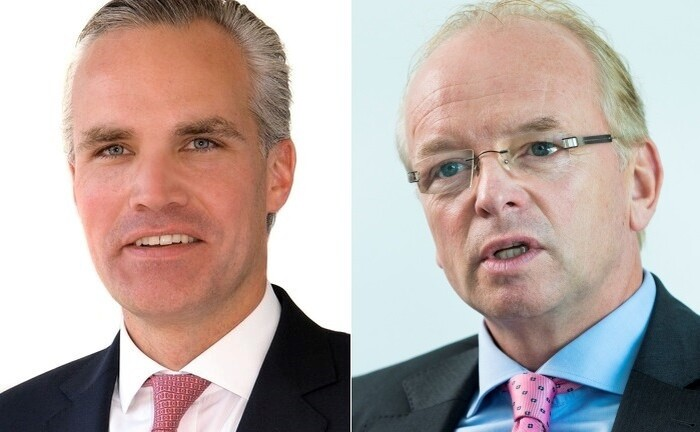 Patrick Zenz-Spitzweg (li.) und Frank W. Straatmann von der Feri Trust