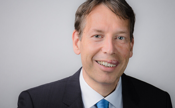 Steffen Hörter: Der Experte für Nachhaltigkeit und ESG wechselt von Allianz GI zu Munich Re Investment Partners | © Munich Re Investment Partners