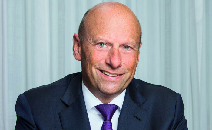 Holger Mai von der Frankfurter Bankgesellschaft