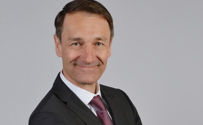Richard Payr von der Salzburger Sparkasse