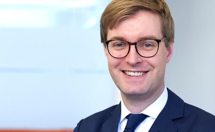 Robert van Kleeck vom Asset Manager Assenagon