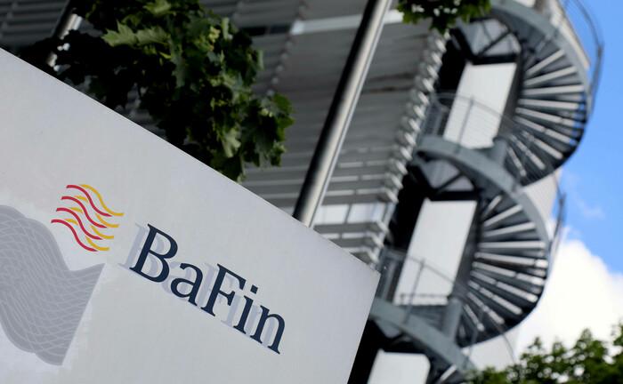 Bafin-Verwaltungsgebäude in Frankfurt
