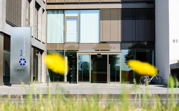 Zentrale der Bank für Sozialwirtschaft