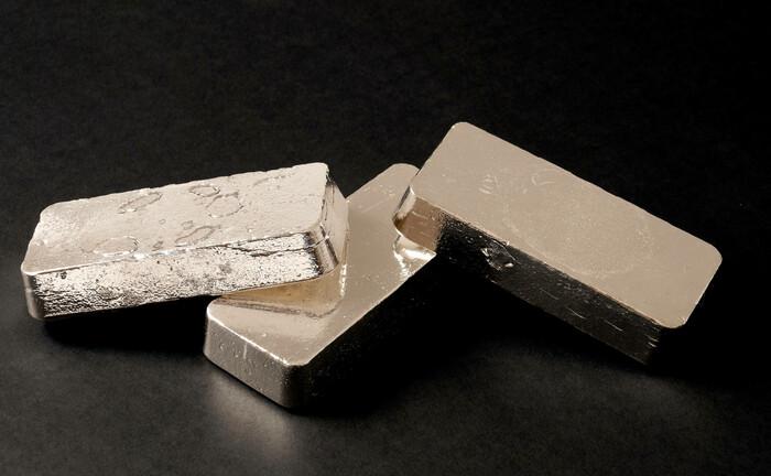 Silber in Kilobarren